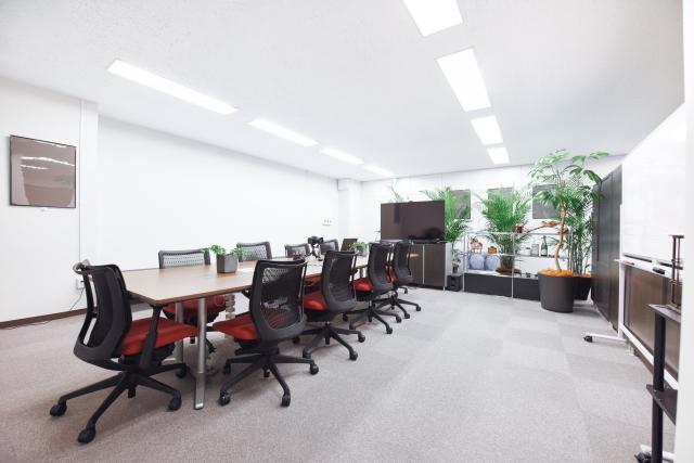 会社の部屋